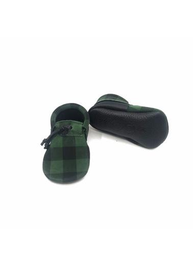 Moots Bebek Ayakkabısı Yeşil
